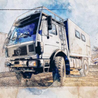 Mobile Sonderlösungen Expeditionsmobil