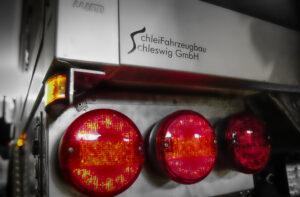 Mercedes Benz 1222 AF Heckbeleuchtung