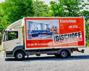 Möbel Bischoff Kofferaufbau