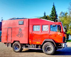Feuerwehr Wohnmobil 917